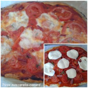 pizza moza canard