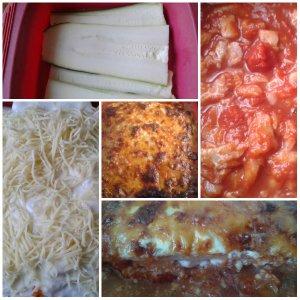 lasagne morue