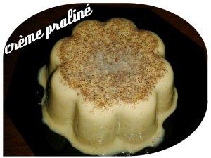 crème praliné