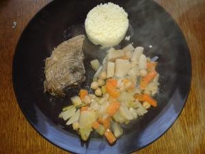 couscous thon