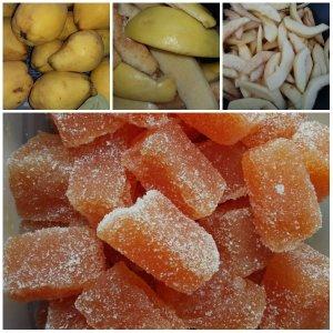 pâte de fruit