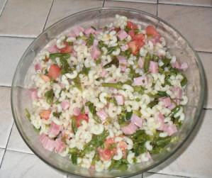salade pâte
