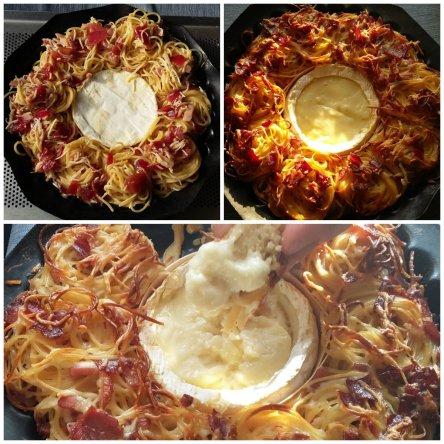 couronne de pâte