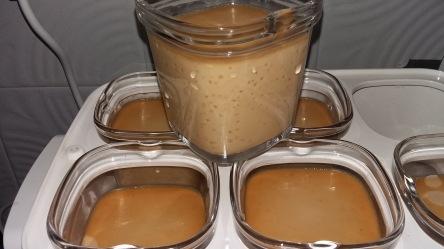 crème confiture de lait