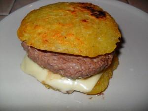 hamburger allégé