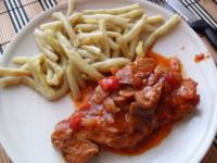 tendron de veau provençal