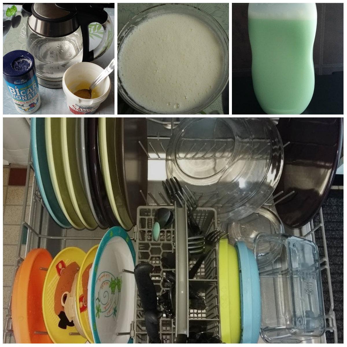 produit lave vaisselle