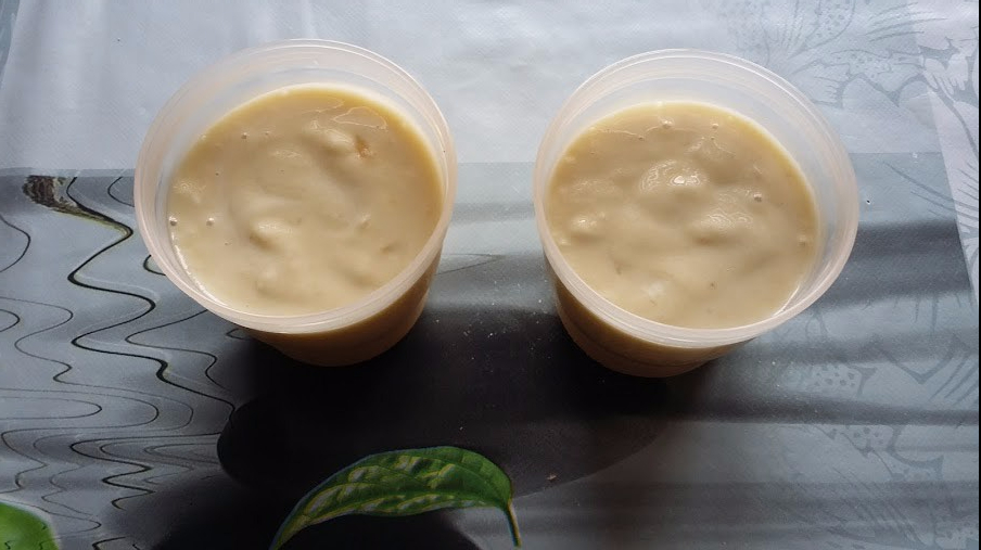 compotes crème