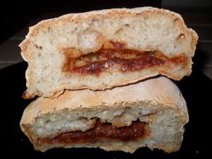 petits pain fourré