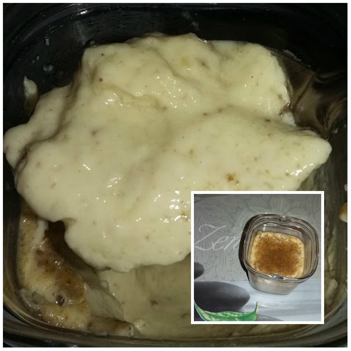 crème pistache