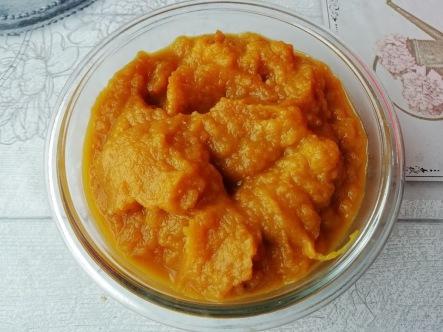 purée fenouil carottes