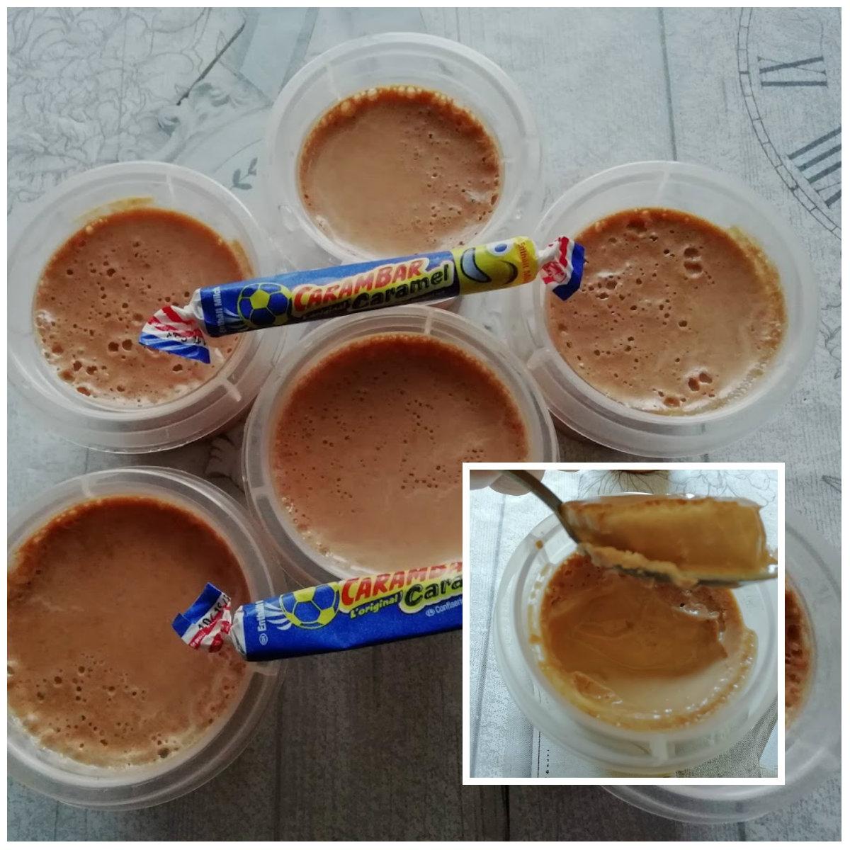 yaourt carambar